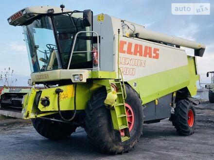 Зеленый Клаас Лексион, объемом двигателя 12 л и пробегом 5 тыс. км за 39900 $, фото 1 на Automoto.ua