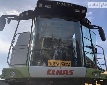 Зеленый Клаас Лексион, объемом двигателя 0 л и пробегом 5 тыс. км за 125000 $, фото 1 на Automoto.ua