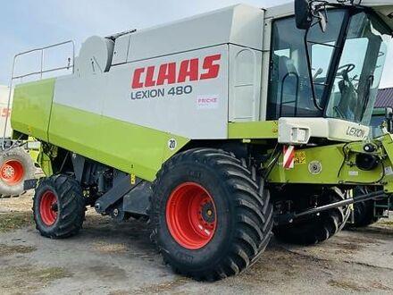 Клаас Lexion 480, объемом двигателя 0 л и пробегом 1 тыс. км за 85180 $, фото 1 на Automoto.ua