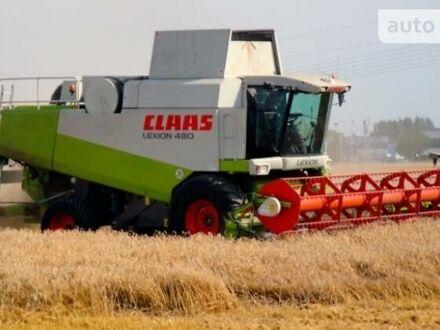 Зеленый Клаас Lexion 480, объемом двигателя 12 л и пробегом 5 тыс. км за 60000 $, фото 1 на Automoto.ua