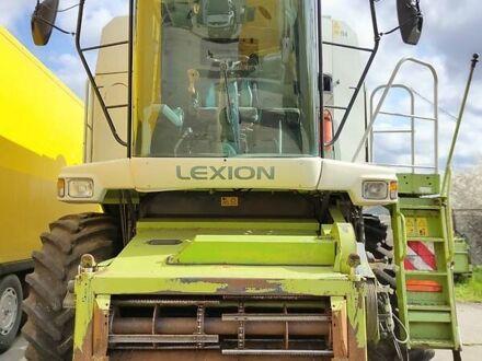Зеленый Клаас Lexion 480, объемом двигателя 12 л и пробегом 1 тыс. км за 50000 $, фото 1 на Automoto.ua