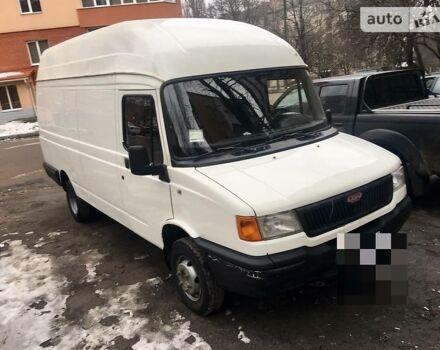 Білий ДАФ (ВДЛ) лдв-400 конвой, об'ємом двигуна 2.4 л та пробігом 362 тис. км за 3500 $, фото 1 на Automoto.ua