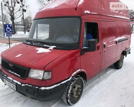 ДАФ (ВДЛ) лдв-400 конвой, объемом двигателя 2.4 л и пробегом 330 тыс. км за 2400 $, фото 1 на Automoto.ua