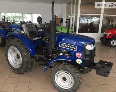 Синій ДТЗ 5244, об'ємом двигуна 1.91 л та пробігом 1 тис. км за 6420 $, фото 1 на Automoto.ua