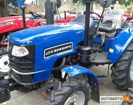 Синий ДТЗ 5244НРХ, объемом двигателя 24 л и пробегом 0 тыс. км за 6600 $, фото 1 на Automoto.ua