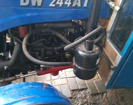 Синий ДВ 244, объемом двигателя 2.8 л и пробегом 1 тыс. км за 4393 $, фото 1 на Automoto.ua