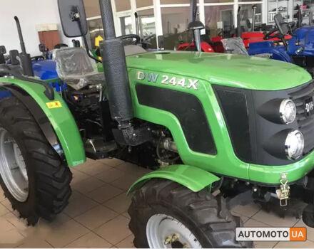Зелений ДВ 244, об'ємом двигуна 1.9 л та пробігом 0 тис. км за 6100 $, фото 1 на Automoto.ua