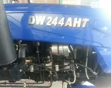 ДВ 244, объемом двигателя 0 л и пробегом 1 тыс. км за 5309 $, фото 1 на Automoto.ua