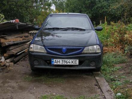 Синий Дачия Соленза, объемом двигателя 14 л и пробегом 1 тыс. км за 1300 $, фото 1 на Automoto.ua