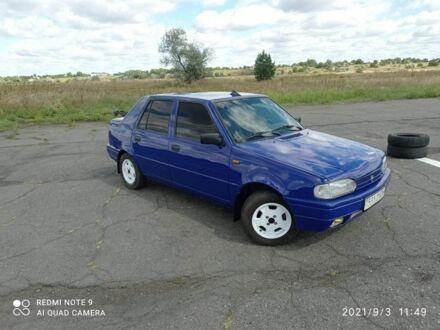 Синий Дачия Супер Нова, объемом двигателя 1.4 л и пробегом 156 тыс. км за 1200 $, фото 1 на Automoto.ua