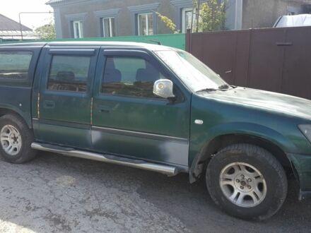 Зелений Даді BDD, об'ємом двигуна 2.2 л та пробігом 999 тис. км за 3500 $, фото 1 на Automoto.ua
