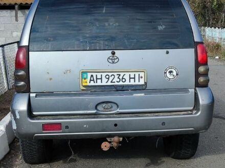 Серый Дади Гроз, объемом двигателя 2.2 л и пробегом 1 тыс. км за 2000 $, фото 1 на Automoto.ua