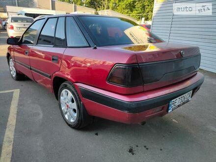 Красный Дэу Эсперо, объемом двигателя 2 л и пробегом 500 тыс. км за 2799 $, фото 1 на Automoto.ua