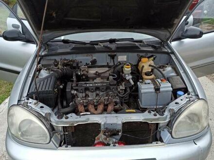 Серый Дэу Ланос, объемом двигателя 15 л и пробегом 197 тыс. км за 2377 $, фото 1 на Automoto.ua