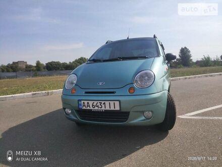 Зелений Деу Матіз, об'ємом двигуна 0.8 л та пробігом 93 тис. км за 3999 $, фото 1 на Automoto.ua