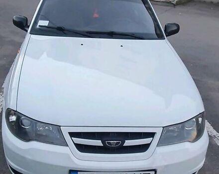 Белый Дэу Нексия, объемом двигателя 1.5 л и пробегом 140 тыс. км за 3200 $, фото 1 на Automoto.ua