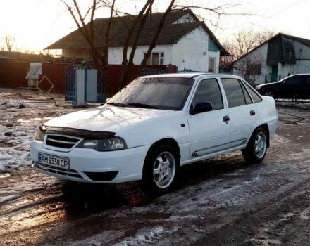 Белый Дэу Нексия, объемом двигателя 1.5 л и пробегом 222 тыс. км за 2900 $, фото 1 на Automoto.ua