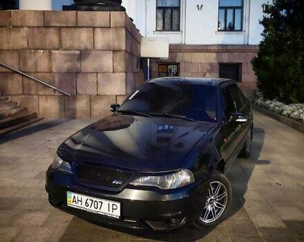 Черный Дэу Нексия, объемом двигателя 1.5 л и пробегом 84 тыс. км за 4500 $, фото 1 на Automoto.ua