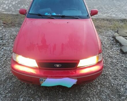 Красный Дэу Нексия, объемом двигателя 1.5 л и пробегом 1 тыс. км за 1600 $, фото 1 на Automoto.ua