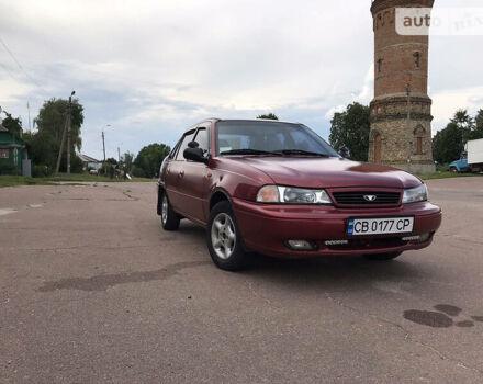 Красный Дэу Нексия, объемом двигателя 1.5 л и пробегом 330 тыс. км за 1650 $, фото 1 на Automoto.ua