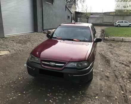 Красный Дэу Нексия, объемом двигателя 1.5 л и пробегом 250 тыс. км за 2800 $, фото 1 на Automoto.ua