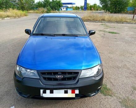 Синий Дэу Нексия, объемом двигателя 1.5 л и пробегом 39 тыс. км за 3500 $, фото 1 на Automoto.ua