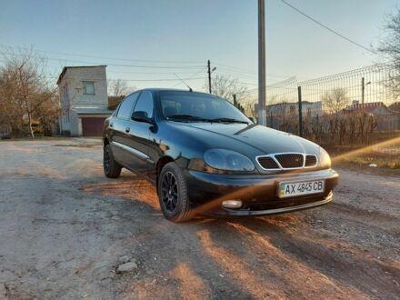 Черный Дэу Сенс, объемом двигателя 1.5 л и пробегом 220 тыс. км за 3999 $, фото 1 на Automoto.ua
