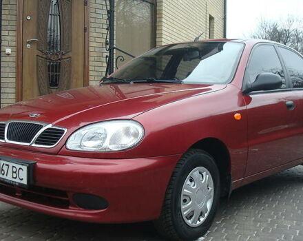 Красный Дэу Сенс, объемом двигателя 1.3 л и пробегом 78 тыс. км за 3850 $, фото 1 на Automoto.ua