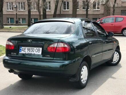 Зеленый Дэу Сенс, объемом двигателя 1.3 л и пробегом 1 тыс. км за 2600 $, фото 1 на Automoto.ua