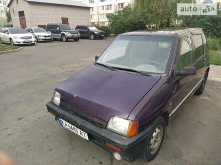 Фиолетовый Дэу Тико, объемом двигателя 0.8 л и пробегом 179 тыс. км за 1200 $, фото 1 на Automoto.ua