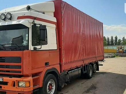 Червоний Даф 95, об'ємом двигуна 12 л та пробігом 900 тис. км за 9500 $, фото 1 на Automoto.ua