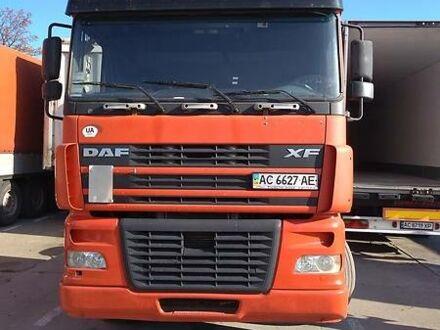 Червоний Даф 95, об'ємом двигуна 0 л та пробігом 366 тис. км за 7500 $, фото 1 на Automoto.ua