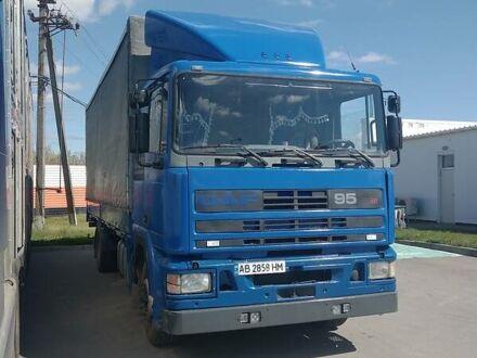 Синій Даф 95, об'ємом двигуна 12 л та пробігом 900 тис. км за 9000 $, фото 1 на Automoto.ua
