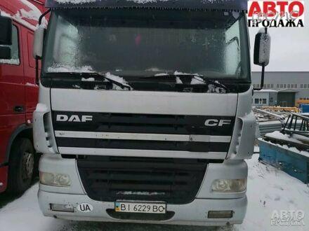 Даф СФ, объемом двигателя 12.6 л и пробегом 100 тыс. км за 6600 $, фото 1 на Automoto.ua