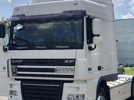 Білий Даф XF, об'ємом двигуна 13 л та пробігом 40 тис. км за 14200 $, фото 1 на Automoto.ua