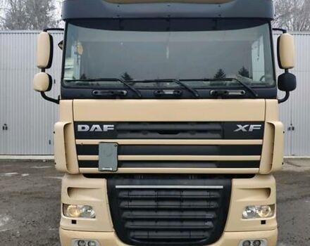 Бежевий Даф XF, об'ємом двигуна 12.9 л та пробігом 999 тис. км за 9000 $, фото 1 на Automoto.ua