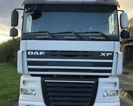Черный Даф ХФ, объемом двигателя 1.6 л и пробегом 500 тыс. км за 11723 $, фото 1 на Automoto.ua