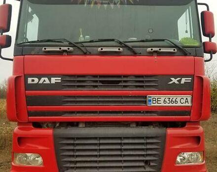Красный Даф ХФ, объемом двигателя 12.5 л и пробегом 1 тыс. км за 11700 $, фото 1 на Automoto.ua