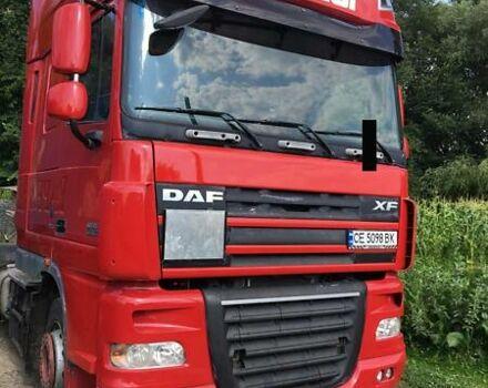 Червоний Даф XF, об'ємом двигуна 12.9 л та пробігом 980 тис. км за 12800 $, фото 1 на Automoto.ua