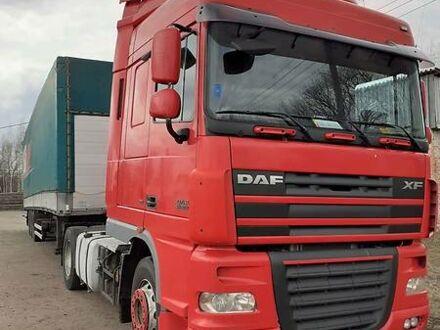 Красный Даф ХФ, объемом двигателя 0 л и пробегом 990 тыс. км за 25500 $, фото 1 на Automoto.ua