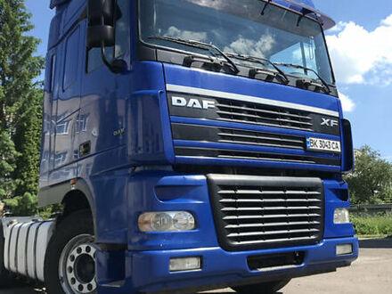 Синій Даф XF, об'ємом двигуна 13 л та пробігом 1 тис. км за 12000 $, фото 1 на Automoto.ua