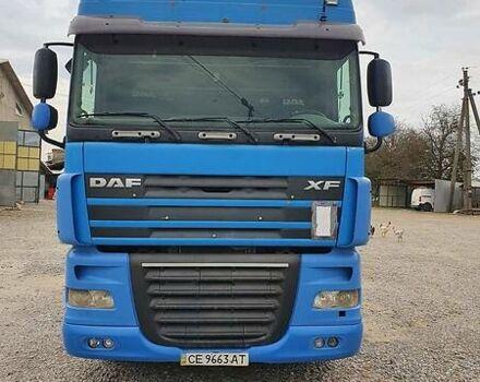 Синій Даф XF, об'ємом двигуна 13 л та пробігом 9 тис. км за 18500 $, фото 1 на Automoto.ua