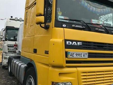 Оранжевый Даф ХФ, объемом двигателя 0 л и пробегом 1 тыс. км за 14800 $, фото 1 на Automoto.ua