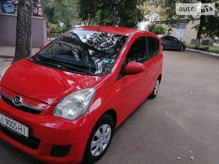 Красный Дайхатсу Куоре, объемом двигателя 1 л и пробегом 250 тыс. км за 4200 $, фото 1 на Automoto.ua