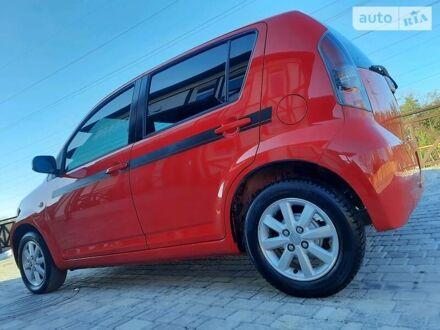 Червоний Дайхатсу Sirion, об'ємом двигуна 0.99 л та пробігом 67 тис. км за 6350 $, фото 1 на Automoto.ua