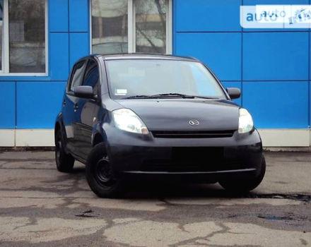 Черный Дайхатсу Сирион, объемом двигателя 1 л и пробегом 75 тыс. км за 6000 $, фото 1 на Automoto.ua