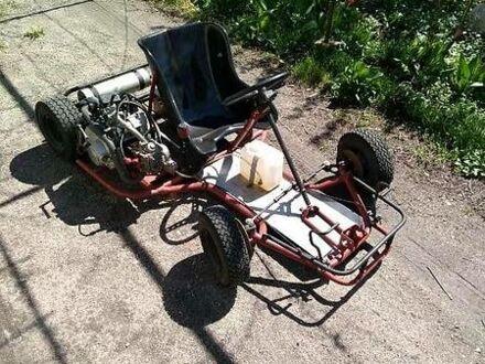 Красный Дельта 72, объемом двигателя 0.72 л и пробегом 250 тыс. км за 430 $, фото 1 на Automoto.ua