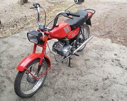 Красный Дельта В-501, объемом двигателя 0 л и пробегом 1 тыс. км за 5000 $, фото 1 на Automoto.ua