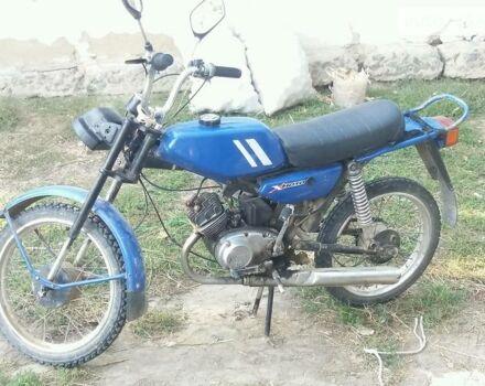 Синий Дельта В-501, объемом двигателя 0 л и пробегом 10 тыс. км за 123 $, фото 1 на Automoto.ua
