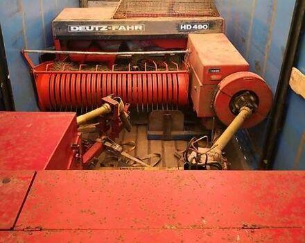 Дойц-Фахр 490, объемом двигателя 0 л и пробегом 1 тыс. км за 5102 $, фото 1 на Automoto.ua
